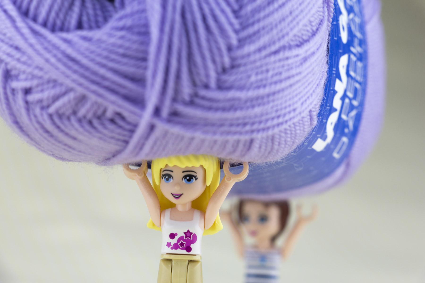 Fire de tricotat Lana Gatto